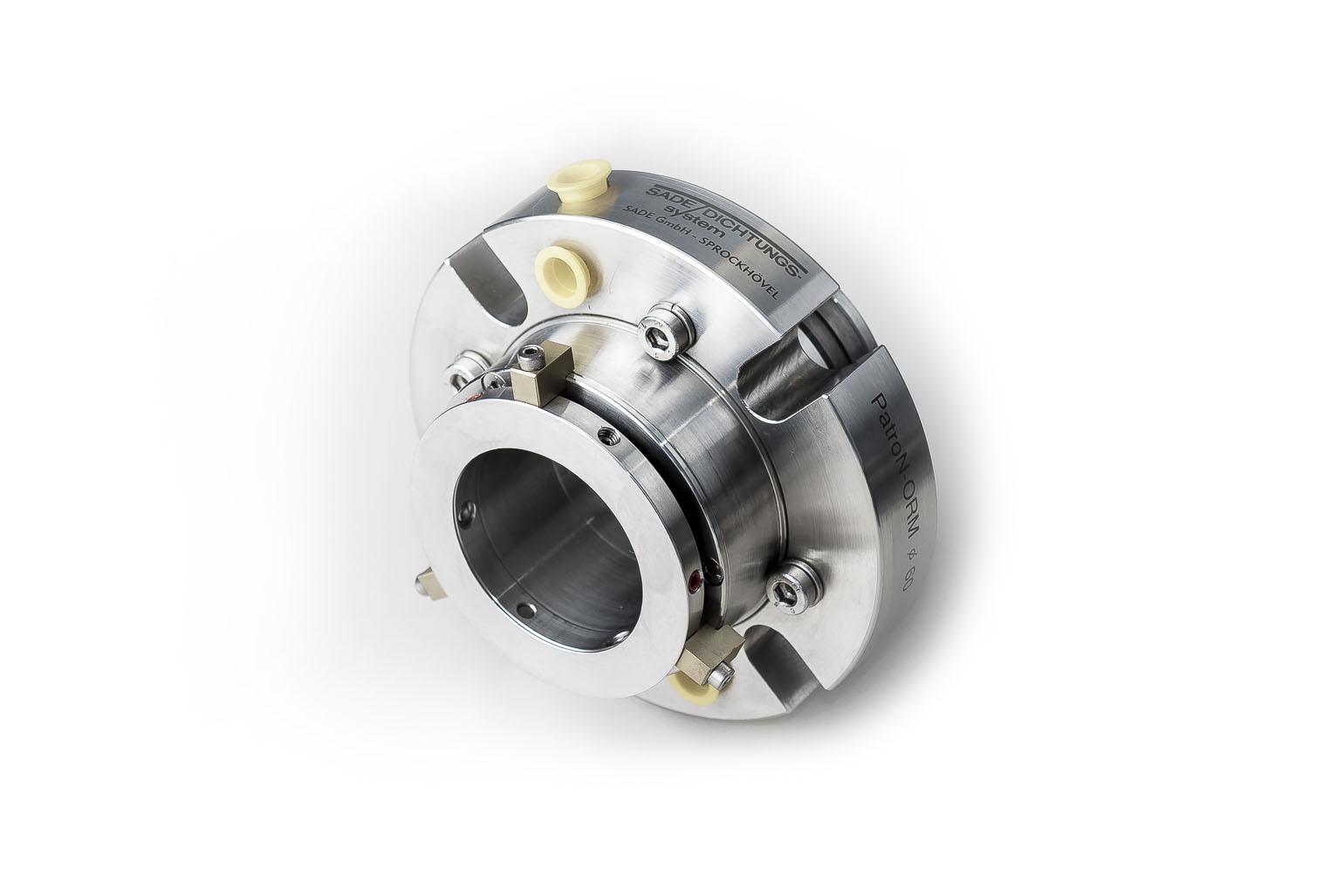 Für Standard-Pumpen skaliert